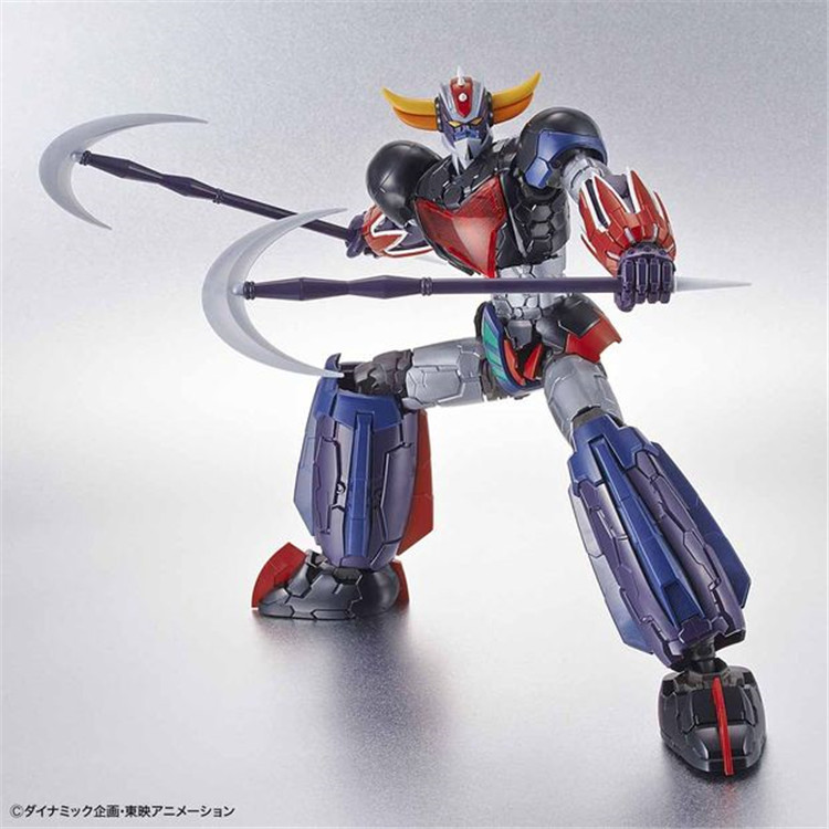 Bandai HG 1/144 UFO Robot Grendizer Infinitism Mazinger Z Gundam Mobile Suit Assemblare Kit Modello Action Figures giocattoli Per Bambini-in Action figure e personaggi giocattolo da Giocattoli e hobby su  Gruppo 2