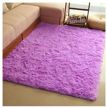 Tapis d'épaississement en peluche 200*300 CM pour salon et chambre tapis et tapis antidérapants modernes tapis de sol pour chambre d'enfants - 6