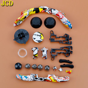 Image 3 - JCD For XBox 360 Wireless Game Controller Hard Case Gamepad Protective Shell Cover Full Set W/ Buttons Analog Stick Bumpers