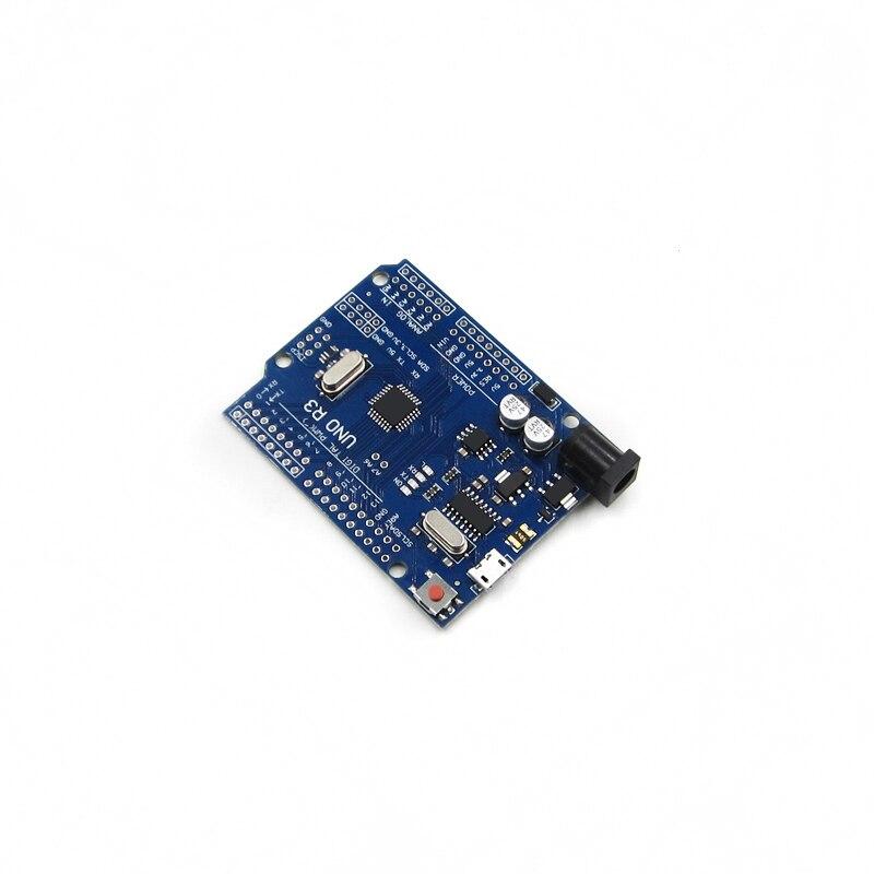 Für Arduino UNO R3 MEGA328P Bord Mit Micro USB Für Ersetzen Atmega16U2 diy kit diy elektronik