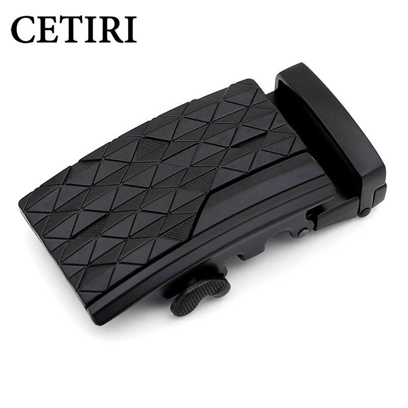CETIRI Designer Black Belts Buckle Hot Sale Western Belt Buckles For Mens Accessories Suitable For 4cm Width Belt Drop Shipping