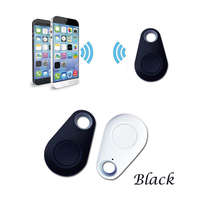 Smart Car Bluetooth Tracker Gps Locator Tag Alarm Wallet