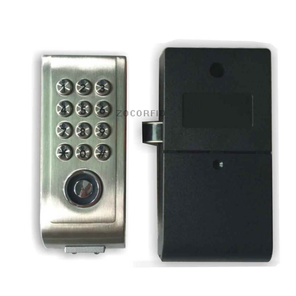 금속 쉴 키패드 암호 TM 카드 키 금속 디지털 전자 - 보안 및 보호 - 사진 2