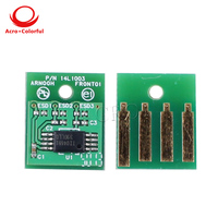 45K 332 0131 Compatible Toner Chip for Dell B5460dn Laser printer cartridge refill