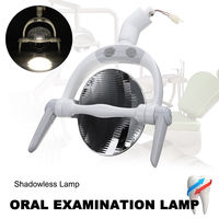 Reflectance Dental Teeth Lamp LED Oral Light Operating Induction Dental Chair Oral Examination Lamp Dental Unit Parts