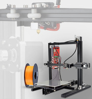 I3 I5 full metal High Precision Large printing size 3d printer All in one printer