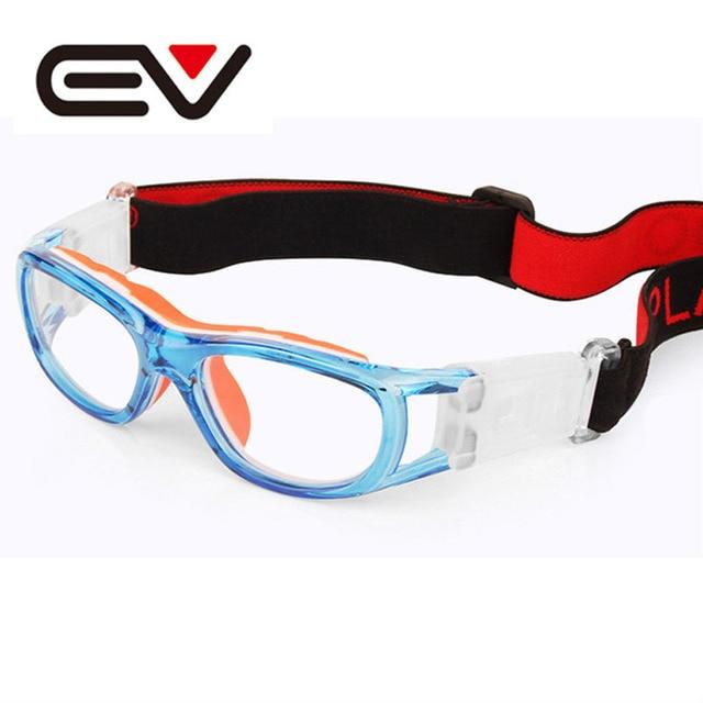 2-en-1 lunettes de basket-ball cadre optique amovible jambes et sangle lunettes de sport de protection (gris) tEnZj3Bw