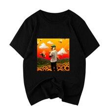 865de6c97af6 tyler the creator fXXk flower boy T shirt men golf wang t-shirt fashion  summer