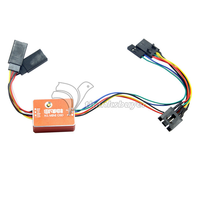 Мини N1 Маленький Remzibi OSD Совместим Naza-м V2/Lite Контроллер Полета DJI Phantom2