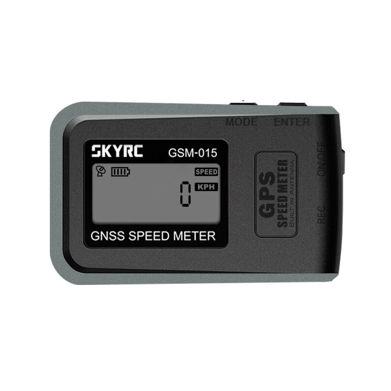 FATJAY SK 500024 SKYRC NEW product GSM 015 GNSS SPEED METER GPS speed meter for RC