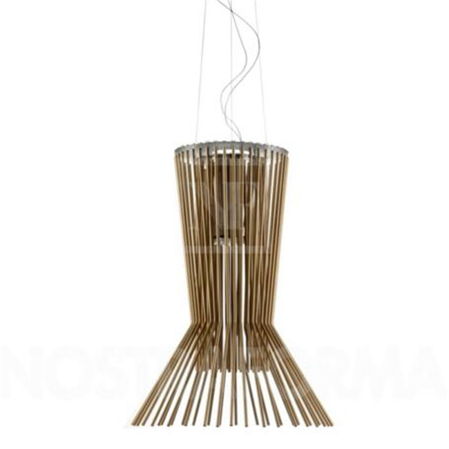 New LAMP,Hot Selling Modern Foscarini Allegretto Vivace suspension lamp, length 2 m+ free shipping 50 60