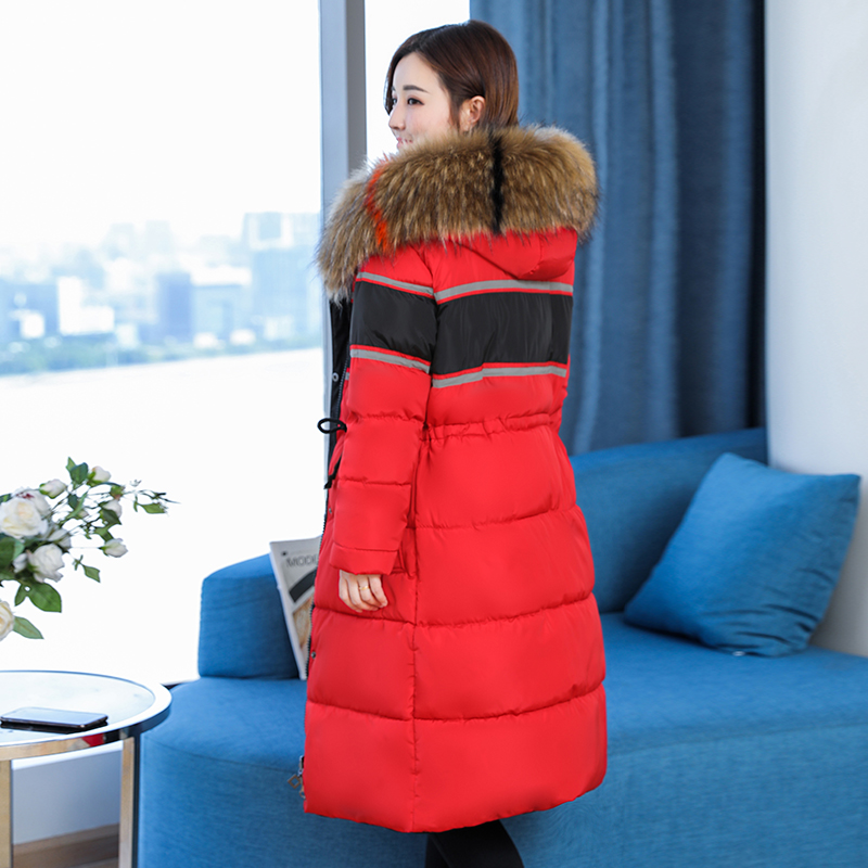 Winter Maternity Coat Casual Warm Pregnancy Clothing mid-long down Jacket For Pregnant Women outerwear warm clothes pregnant women autumn and winter new windbreaker jacket pregnant women loose casual jacket pregnant women long cotton coat