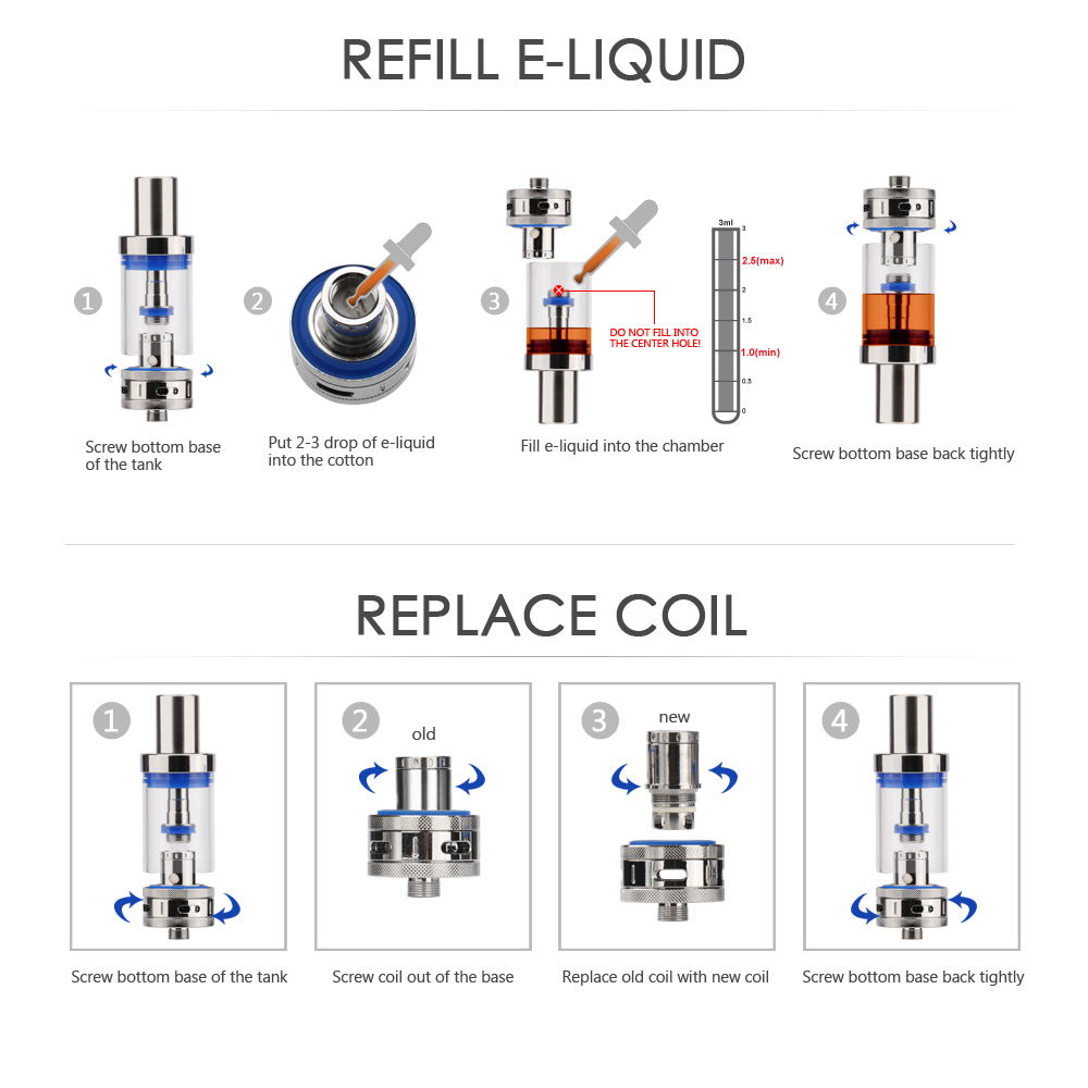 hight resolution of jomotech glass 3 0ml tank ecig rebuildable atomizer 0 5ohm lite 40 atomizer e cigarette clearomizer for all vape mod jomo 72 in electronic cigarette