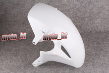 Unpainted Front Fender Fit For Honda 2004 2005 CBR1000RR & 2011 2012 2013 VFR1200, Injection Mold Faring Cover Parts Unpainted