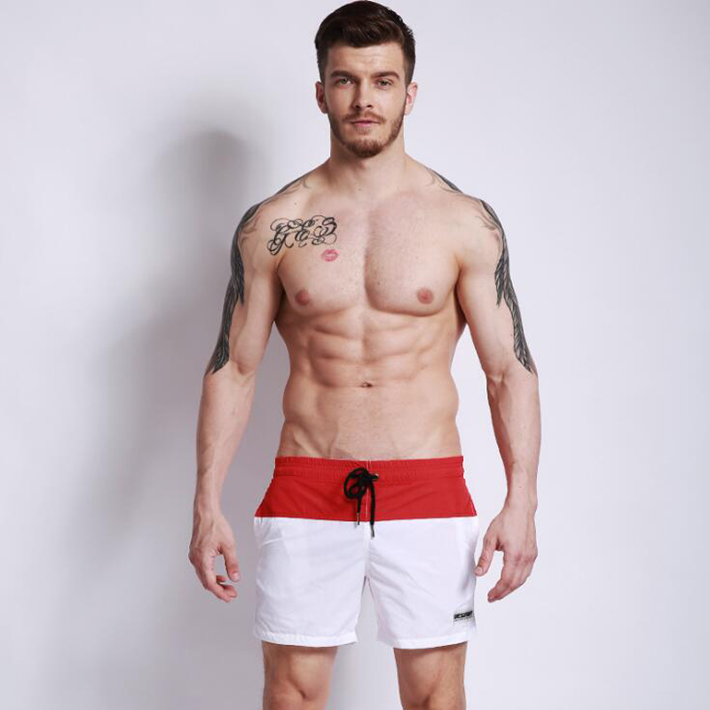 2019 New Quick Dry Mens Swim   Shorts   Summer Men's   Board     Shorts   Surf Swimwear Beach   Short   For Athletic Running Gym   Shorts   2XL
