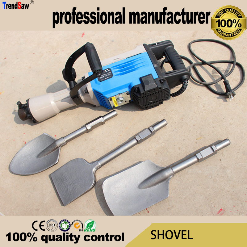 For, Demolition, Hex, Hammer, Electric, Clay