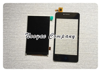 Black Touchscreen For ZTE Blade T221 A5 Pro AF3 LCD Display Screen Touch Sensor Panel Digitizer screen Replacement