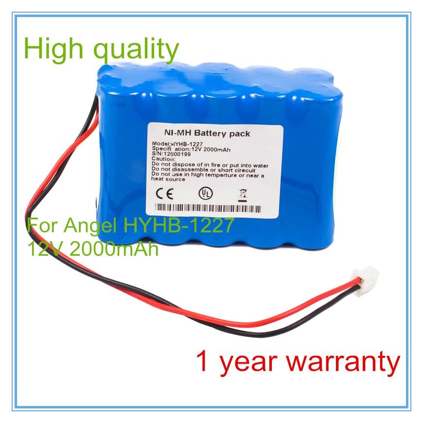Medical battery Replacement for HYHB-1227,AJ5800,AJ5803,AJ5807,AJ5808A,AJ5808,AJ5811 Infusion Pump, Syringe Pump battery