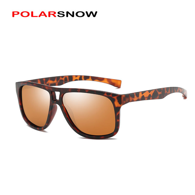 9be50be9ef POLARSNOW 2018 New Women Sunglasses Polarized Lens Goggles Unisex UV400  Fashion Driving Sun Glasses