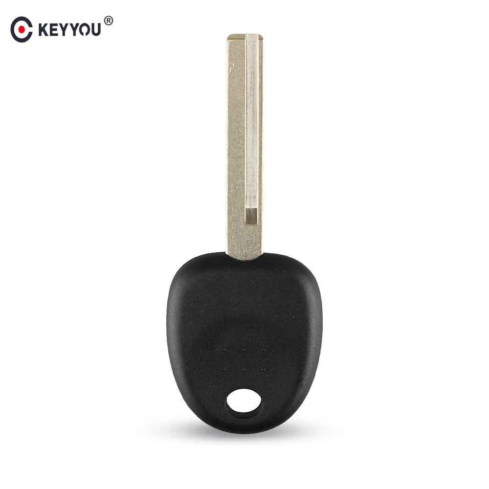 KEYYOU Replacement Blank Car Transponder Key Shell Case Fob Cover For Hyundai Accent SolarisKEYYOU Replacement Blank Car Transponder Key Shell Case Fob Cover For Hyundai Accent Solaris