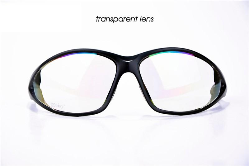 C2 transparent lens