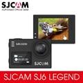 """SJCAM SJ6 Legend 2"""" Touch Screen Remote Action Camera Waterproof 4K 24FPS NTK96660 RAW Ultra HD Helmet Sports DV"""