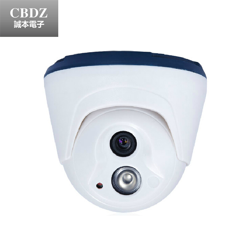 Plastic 1MP 720P Security dome one array LED Support Phone Android IOS P2P,ONVIF2.1 H.264 CCTV Camera free shipping free shipping p2p 720p 1mp hd plug