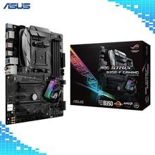 Asus ROG STRIX B350-F GAMING Motherboard REPUBLIC OF GAMERS AMD B350 socket AM4 Desktop Motherboard
