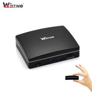 Камера видеонаблюдения Wistino, сетевая камера безопасности, 8 каналов, NVR, 4 канала, Mini, NVR, VGA, HDMI, IP, Onvif, NVR