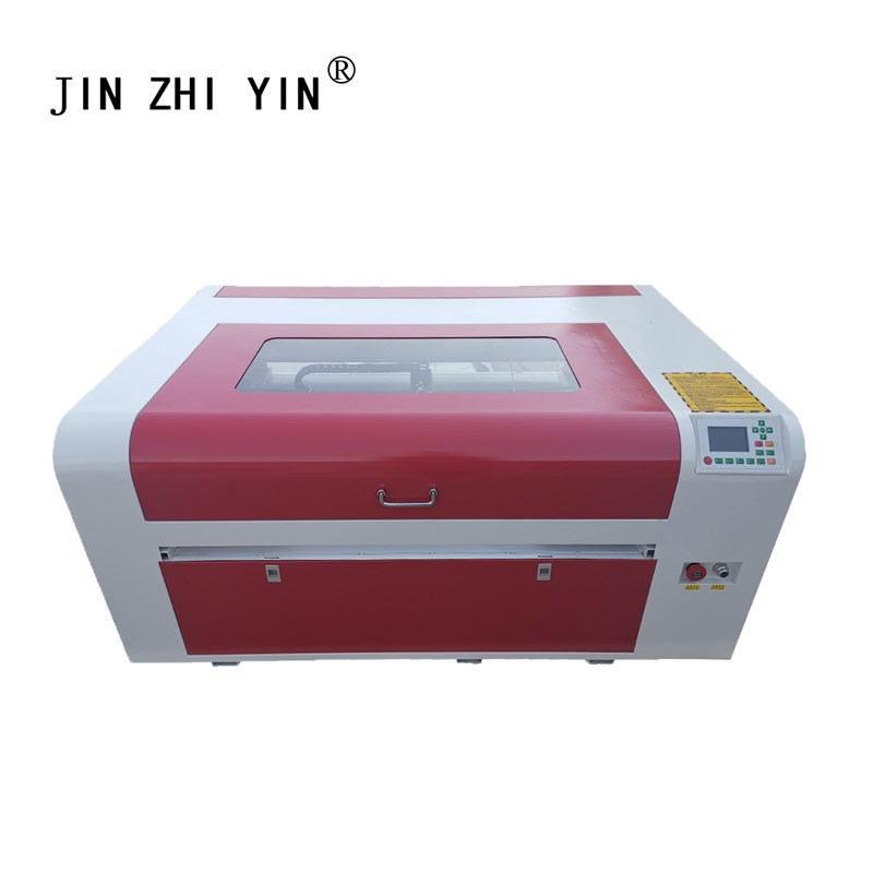 1080 Co2 Laser Cutting Machine Software Ruida Laser Cloth Leather Engraving Machine 80W 100w 130W