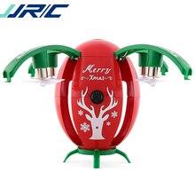 JJRC H66 Uovo 720 P WIFI FPV Selfie Drone w/Sensore di Gravità Modalità di Mantenimento di Quota RC Quadcopter RTF X -Mas Elicottero per I Bambini Drone