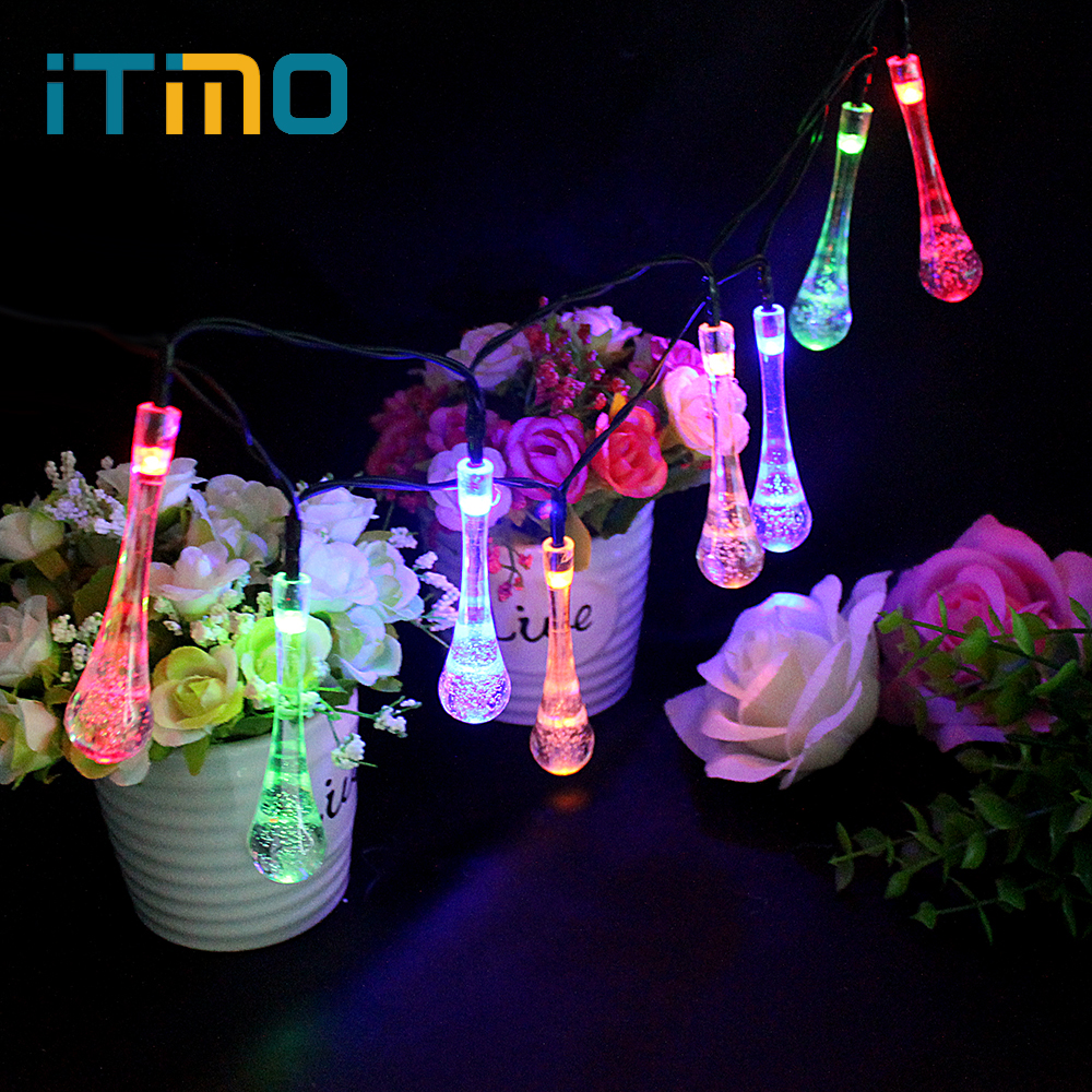 Christmas Tree Indoor Lights: 20 LED Fairy Lights Lighting Strings For Trees Decoration