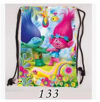 140 стилей можно выбрать сумка с изображением троллей мака рюкзак троллей для детской вечеринки 50*36 см 40*45 см 30*40 см 25*20 см