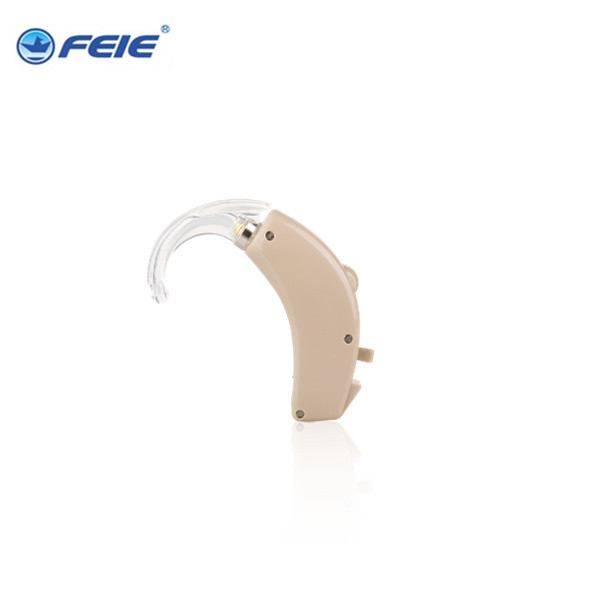 Best Price sound tube to the ear beige FEIE hearing aid  FE-203 Free Shipping feie hearing aid s 10b affordable cheap mini aparelho auditivo digital for mild to moderate hearing loss free shipping