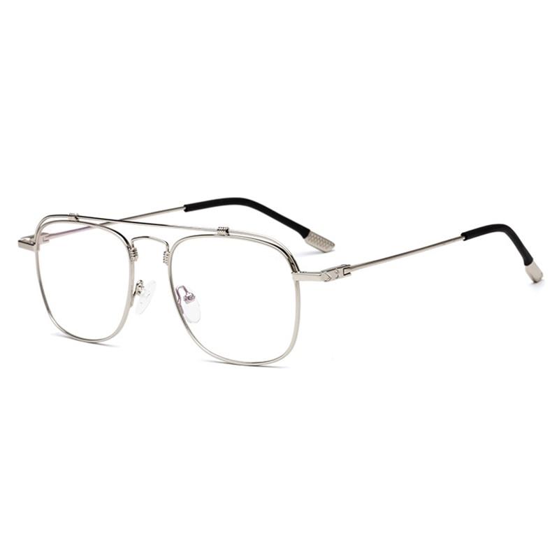 Handoer 1887 Optical Glasses Frame for Titanium Alloy Eyewear Full Rim Spectacles Prescription