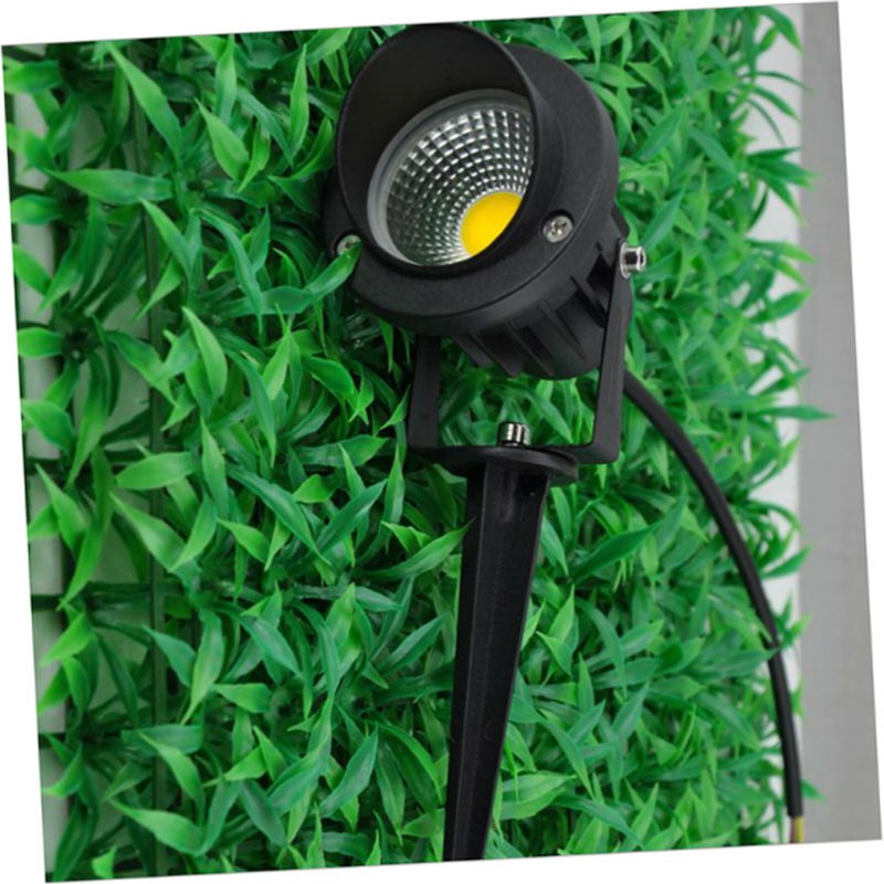 New style outdoor ip65 garden spike led light 12v 7w cob led lawn new style outdoor ip65 garden spike led light 12v 7w cob led lawn lamp pond path flood spot lights free shipping in lawn lamps from lights lighting on aloadofball Choice Image