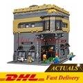 DHL LEPIN 15015 5003 pcs MOC City Criador O Museu dos dinossauros Modelo de Construção Kits Brinquedos Tijolo Brinquedo Boby Presentes de Natal