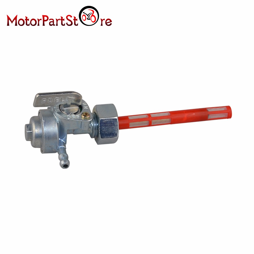M16 16mm x 1.5mm Fuel Gas Petrol Tank Switch Valve Petcock for Honda Motorcycle ATV Quad Dirt Pit Motorbike Part D20 h2cnc motorcycle fuel petcock valve for honda xr600r xr250r xr400r xr 250r 400r 600r