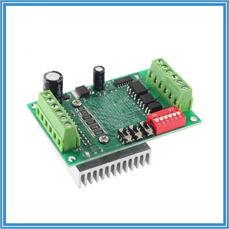TB6560 3A Stepper Motor Driver Module Stepper Motor Driver Board Single axis Controller 10 Track Current|3D Pens| |  - title=
