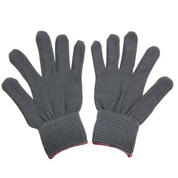 Antystatyczne rękawice robocze dzianina praca ogrodnictwo drwal ręka bezpieczeństwo bezpieczeństwo Protector Grip tanie i dobre opinie SAFENH Dla dorosłych Unisex NYLON Stałe Nadgarstek Rękawiczki Nowość ESD Gloves
