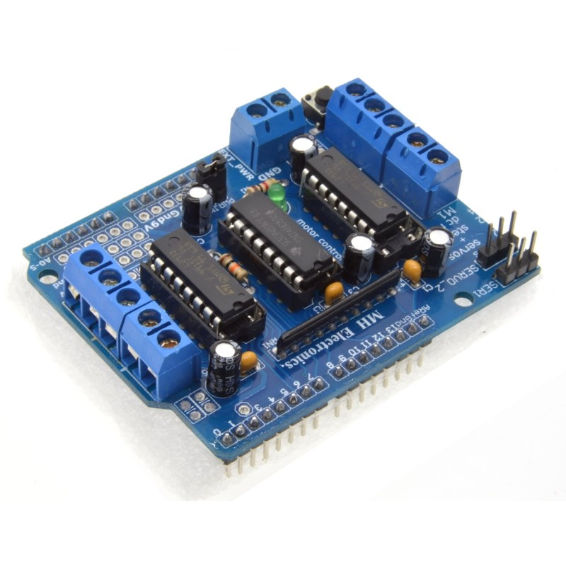 L293d motor control shield motor drive expansion board for Arduino motor control board