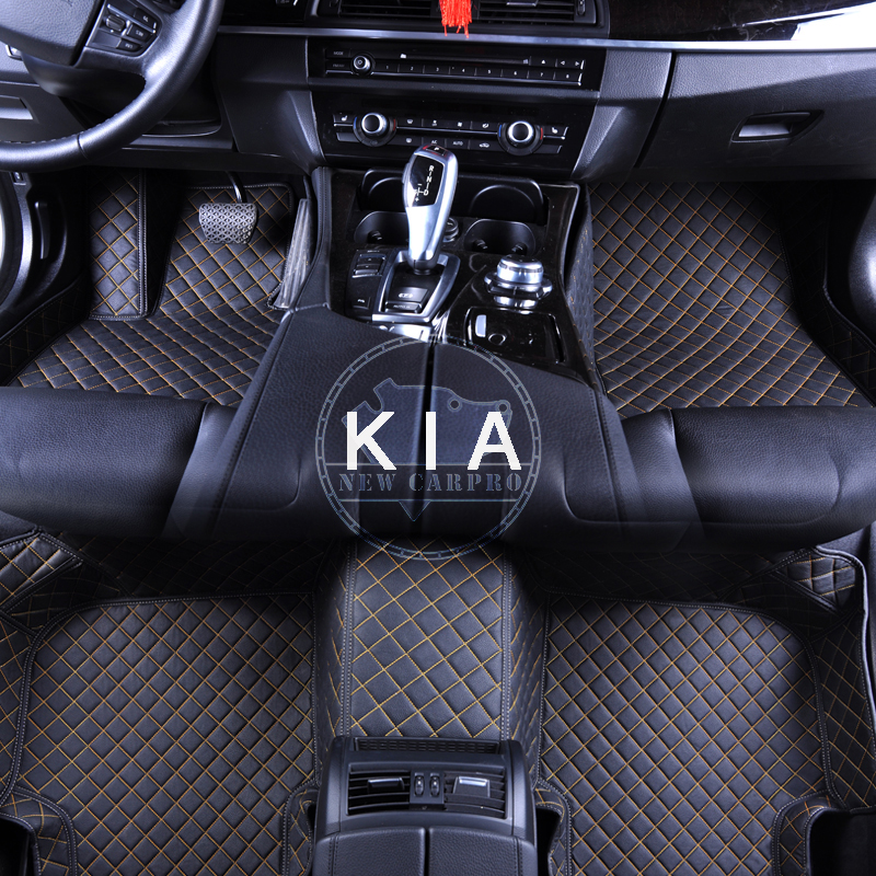 Car pro car floor mats for KIA All Models K2 3 4 5 Kia Cerato Sportage