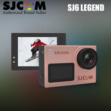 SJCAM SJ6 LEGEND wifi action camera Notavek 96660 4K 24fps Ultra HD Waterproof sj helmet Cam 2.0″ Touch Screen Remote Sports DV