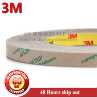 1x 4cm, 40mm*55M 3M 467MP 200MP Double Sided Glue Tape Sticky for PC Toy DIY Rubber Foam Joint