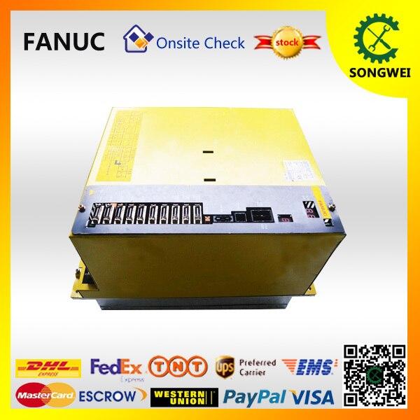 Promoção módulo FANUC servoamplificador A06B-6134-H303