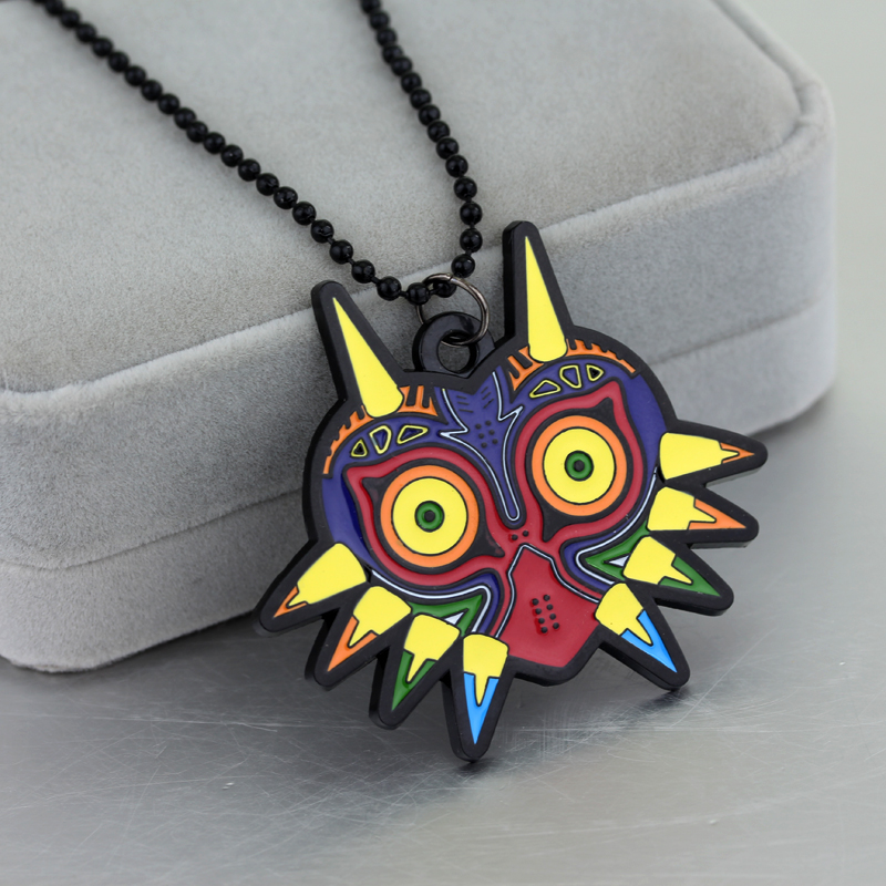 new-fashion-style-the-legend-of-zelda-series-collier-the-colorful-enamel-owl-fontbjewelry-b-font-nec