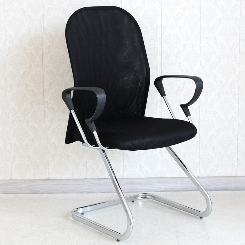 Boog-vormige Mesh Stoel Gaming Computer Stoel Ergonomische Leisure Stoel Firm En Duurzaam Materiaal Handrest Sedie Ufficio Cadeira