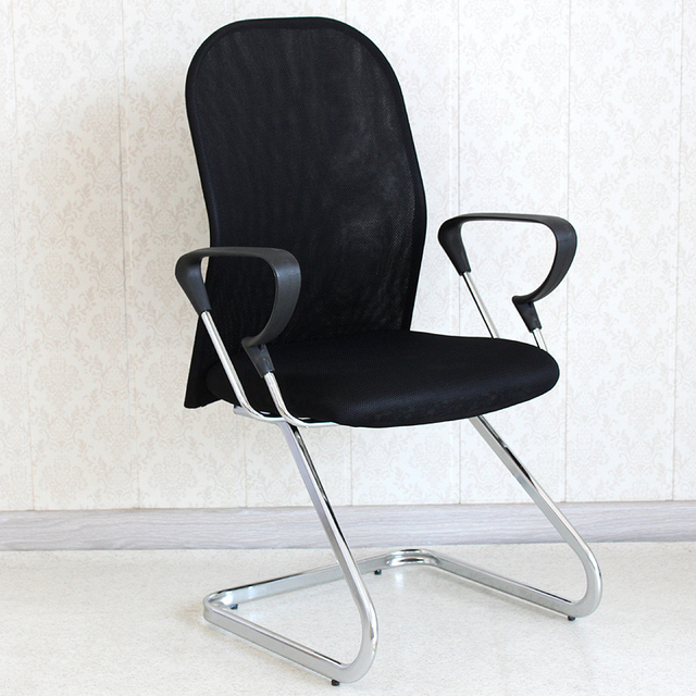 Durable Office Chairs Relaxing Chair Design Bow Shaped Mesh Gaming Computer Ergonomic Leisure Firm And Material Handrest