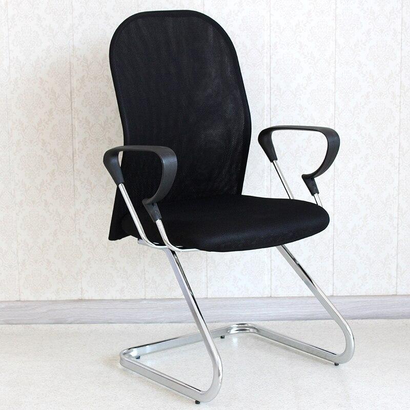 Chaise en maille en forme d'arc chaise d'ordinateur de jeu chaise de loisirs ergonomique matériel ferme et Durable repos des mains sedie ufficio cadeira