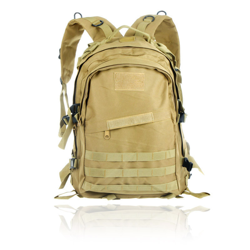 b495a9c411 9 colors Outdoor Molle 3D Military Tactical Backpack Rucksack Bag 40L for  Camping Traveling Hiking Trekking military backpacks-in Climbing Bags from  Sports ...